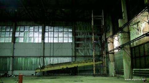 Демонтаж кран балки промышленные альпинисты альпстар