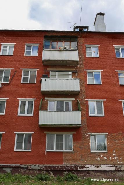 Ремонт фасадов, промышленные альпинисты, альпстар